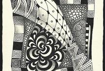 Zentangle Карточки