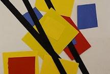 Artist- Piet Mondrian