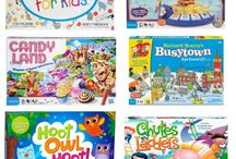 Board games for young children