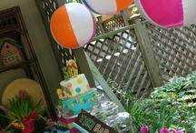 Party Hearty Decor / Birthday party, going away party, farewell party, dinner party, anniversary party, holiday party