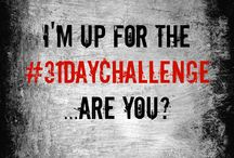 Fitness Challenges / I'm all about providing free fitness challenges and programs to help people with implementing daily habits to get healthy and fit. Join one today!!! Hoorah!