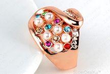Luxury Rings Fashion