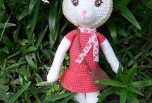 Crochet y Tejido / Amigurimis, zapatitos, gorritos, bolsos, y demás ideas que se pueden tejer con ganchillo