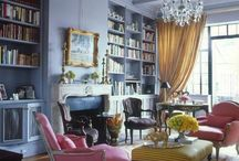 living spaces / by Mary