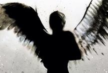 Angels in street art / Angels in street art