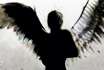 Angels in street art / Angels in street art / by Marca van den Broek