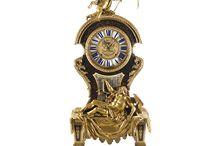 Antike Uhren / Uhrensammlung der Uhrenklinik