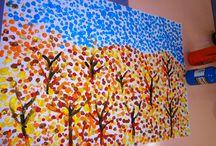 φθινοπωρινες ζωγραφιες