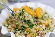 FOOD - Quinoa! / I love quinoa!