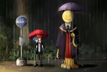 #assassination classroom