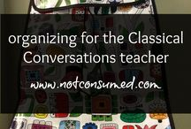 Getting Organized for Homeschooling