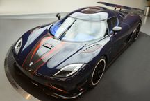 Koenigsegg / by Dean White