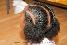 Kid's Hair Game
