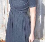 Maternity/nursing clothes