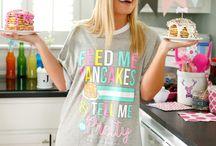 Pancake moodboard