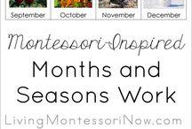 Calendar Unit - Months & Seasons