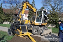 GALLMAC / Gallmac machines are versatile and suitable for all kinds of jobs within public works in urban and difficult access areas