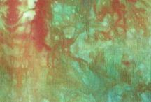 Craft - Dyeing fabric / by Leah Webb