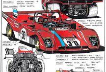 Ferrari Sport Prototype