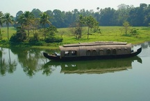 Alappy and Kumarakom backwaters