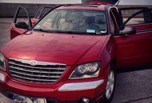 Moja PACIFICA 2004 rok / Chrysler Pacifica 2004 rok 3,5