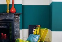 Funky Wall Paint