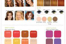 Color analyzis