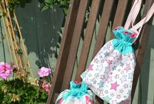 Zazzie Blue Designs / Bags, blankets and other lovely fabric creations