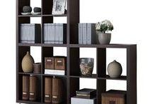 Bookshelves / by Katria Kubesh