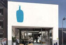 店舗  ブルーボトルコーヒー