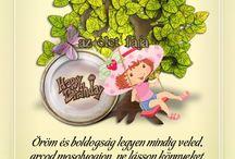 Geburtstagskarten/Sprüche