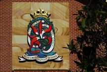 Crests / Dimensional Hand Crafted coats of arms and crests