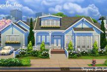 Sims maison