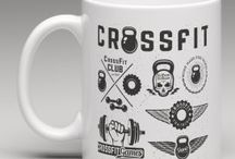 Crossfit Paleo Gifts / Crossfit Themed Gifts