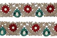 Lacxo  Embroidery Cut Work Lace
