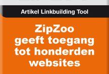 ZipZoo artikel marketing tool / Internet marketing