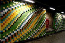 Sweden Subway as a Masterpiece of Art. / Sweden Subway as a Masterpiece of Art.  -----------------------------------------------------------------------------  SULEMAN.RECORD.ARTGALLERY: https://www.facebook.com/media/set/?set=a.395132977363394.1073741903.286950091515017&type=3  Technology Integration In Education: