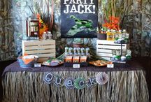 Manly Dessert Tables - Pinspirations