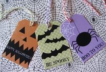 Cards & Tags-Halloween