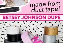 Duck...Duct...TAPE!!!