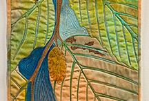 Квилт растения