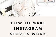 Marketing + Social Media Tips