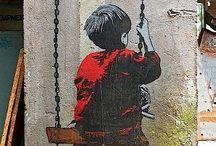 Is very Beautiful / Murales street art