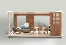 Toys : Dollhouses / by Xie Kitchen