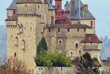 Chateau et jardin