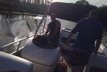 Fishing Trip 2014 / Fishing off the coast of West Florida out of Weeki Wachee.   / by Aaron Finkelstein