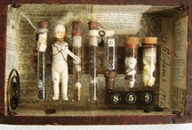 Assemblage  / by Leela Marie