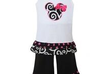 Girl clothing / by Tammy Hasty