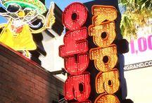 Downtown Vegas / Downtown Las Vegas / by Marc L