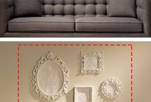 Wall frames ideas